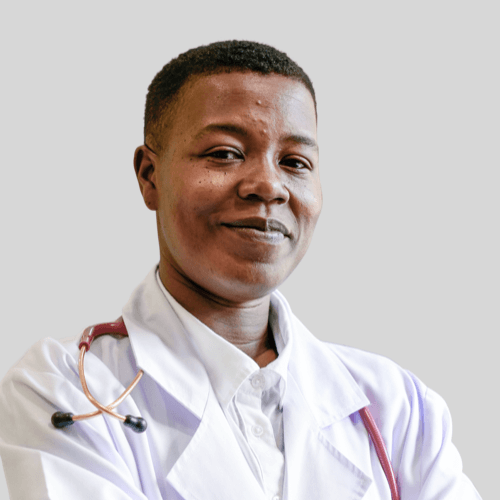 Dr Odile de Mesmay, GP