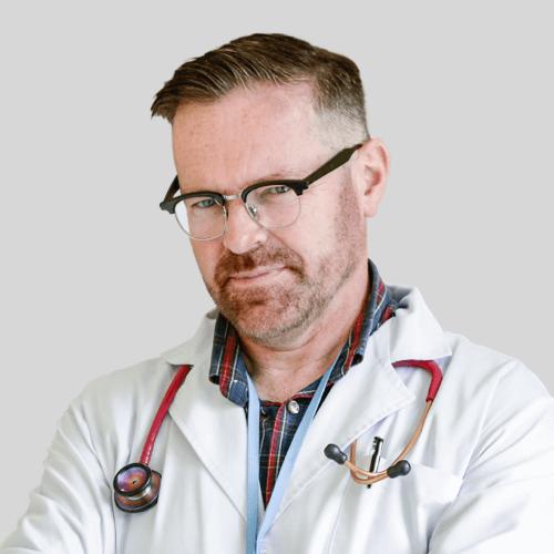 Dr Hiren Patelr, GP