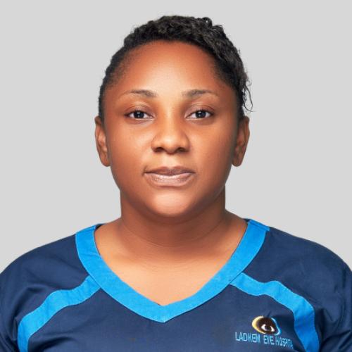 Mrs. Amaka Elue, Nurse